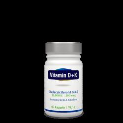 Vitamin D+K 10.000 IE - 200...