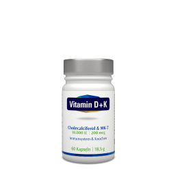 Vitamin D+K 10.000 IE